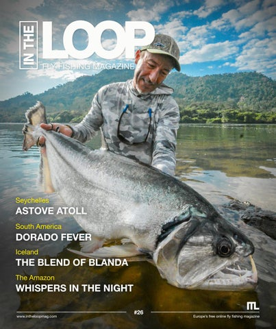 "Cover of "" In the Loop Fly Fishing Magazine - Issue 26"""