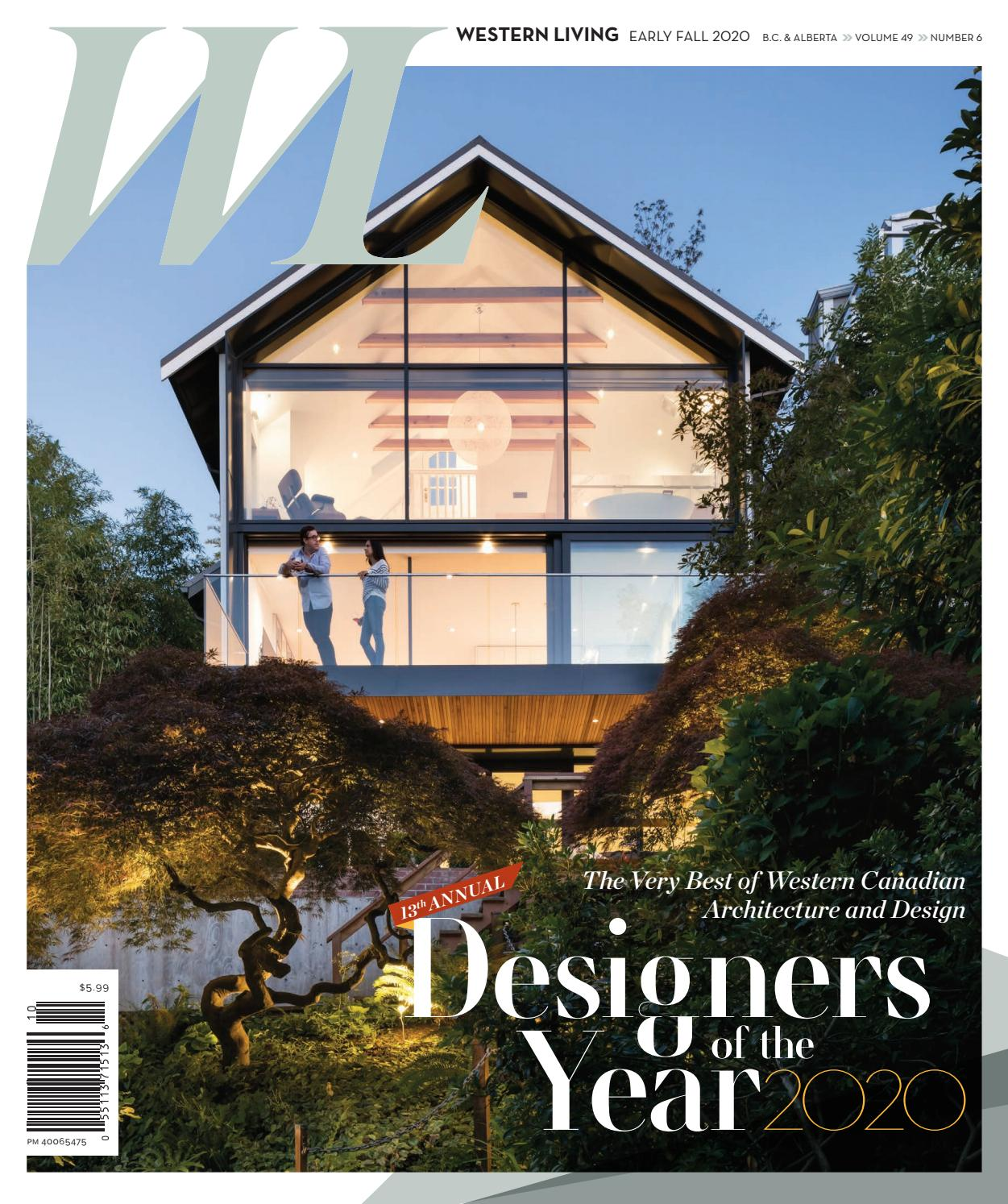 Western Living BC + AB, September 2020 by Canada Wide Media - issuu