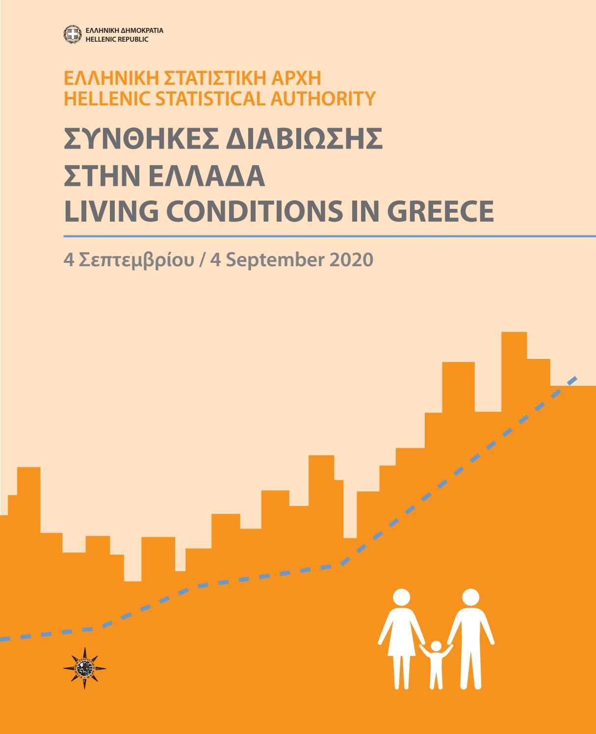 Συνθήκες Διαβίωσης στην Ελλάδα - Living Conditions in Greece