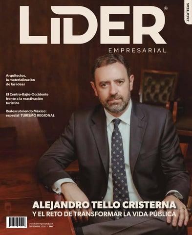 Líder Empresarial Zacatecas No. 12