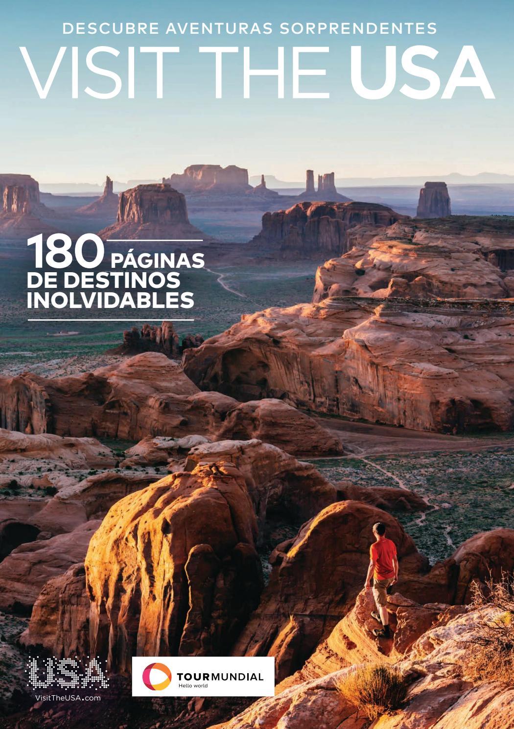 Guía De Viaje Brand Usa Por Tourmundial By Tourmundial Issuu