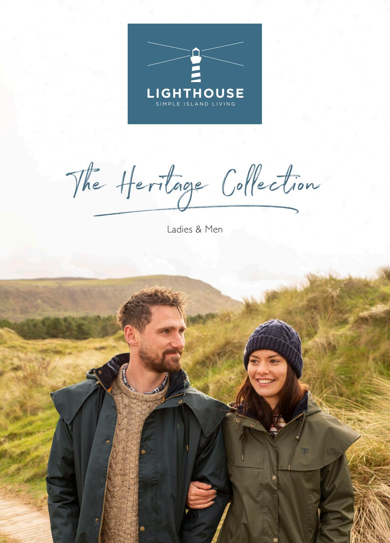 Lighthouse Outback Full Length Heritage Coat