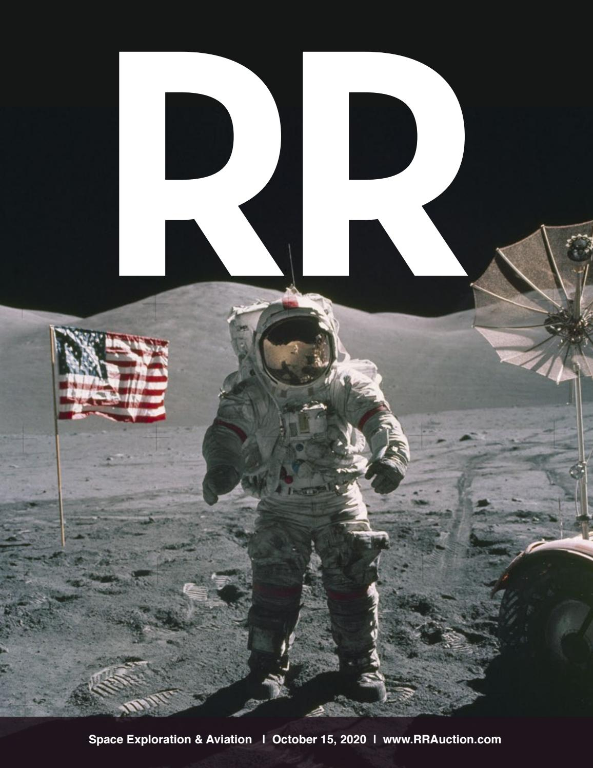 Rr Auction Space Exploration And Aviation By Rr Auction Issuu