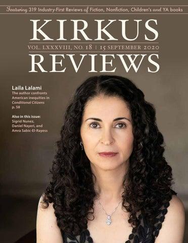September 15 2020 Volume Lxxxviii No 18 By Kirkus Reviews Issuu