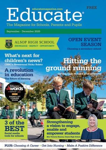 Knox County Schools 2022 23 Calendar.Educate Magazine September 2020 By Educate Magazine Issuu