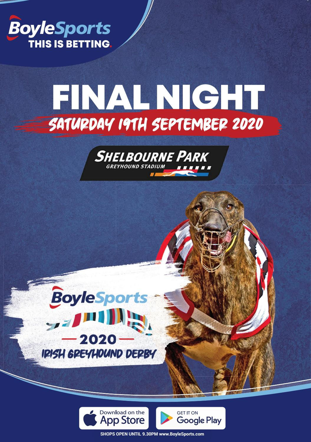 Irish greyhound derby betting terms michael fishman sports betting tech