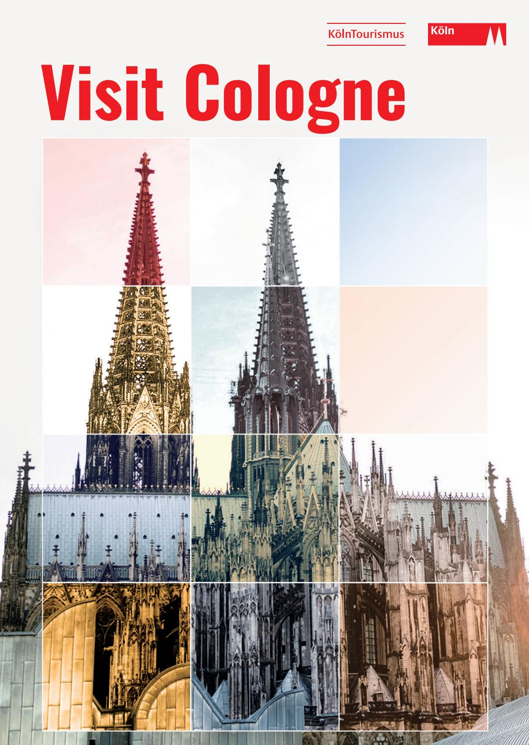 Visit Cologne By Kolntourismusgmbh Issuu