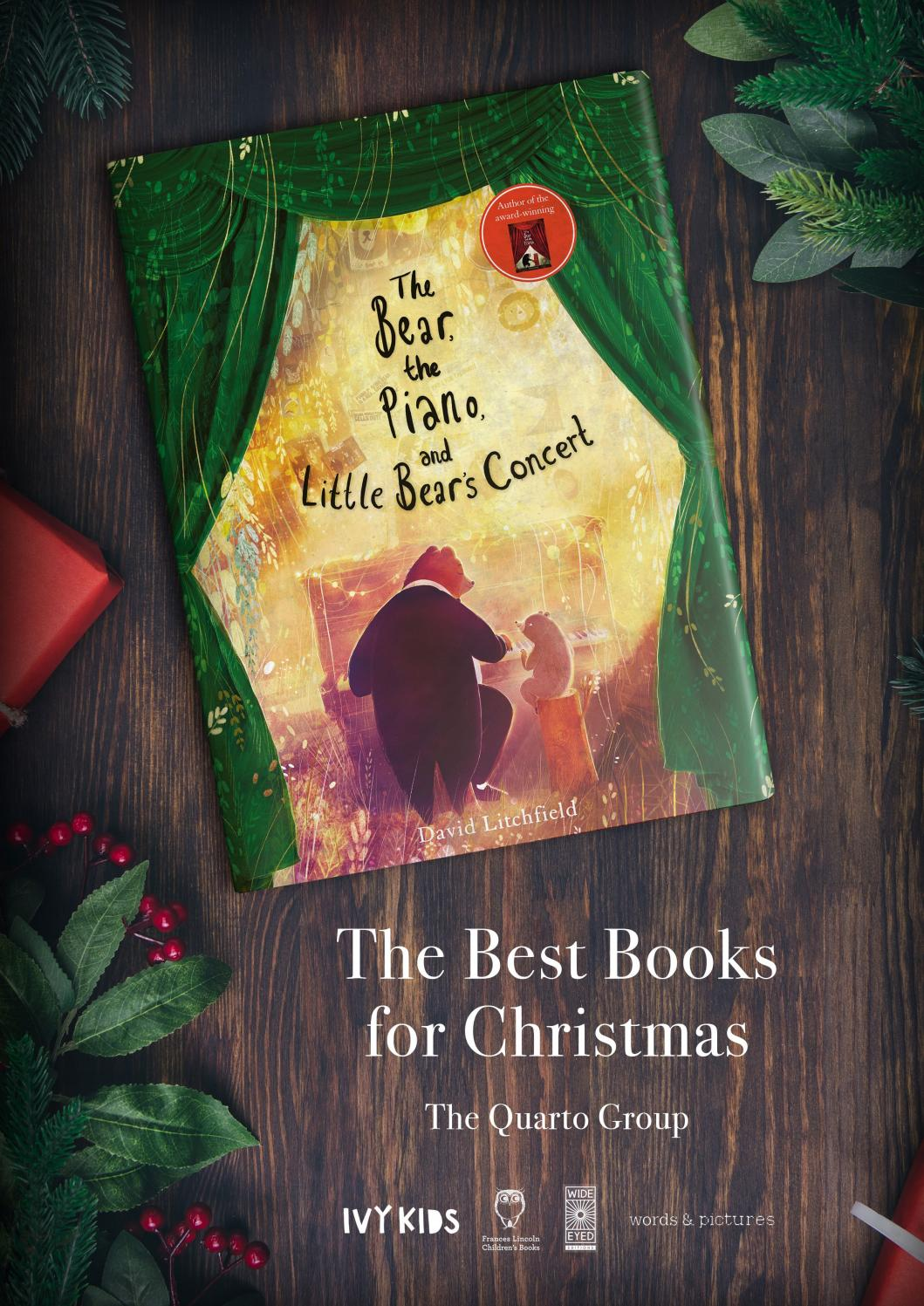 Quarto Kids – The Best Books for Christmas 2020 by quartokids   issuu