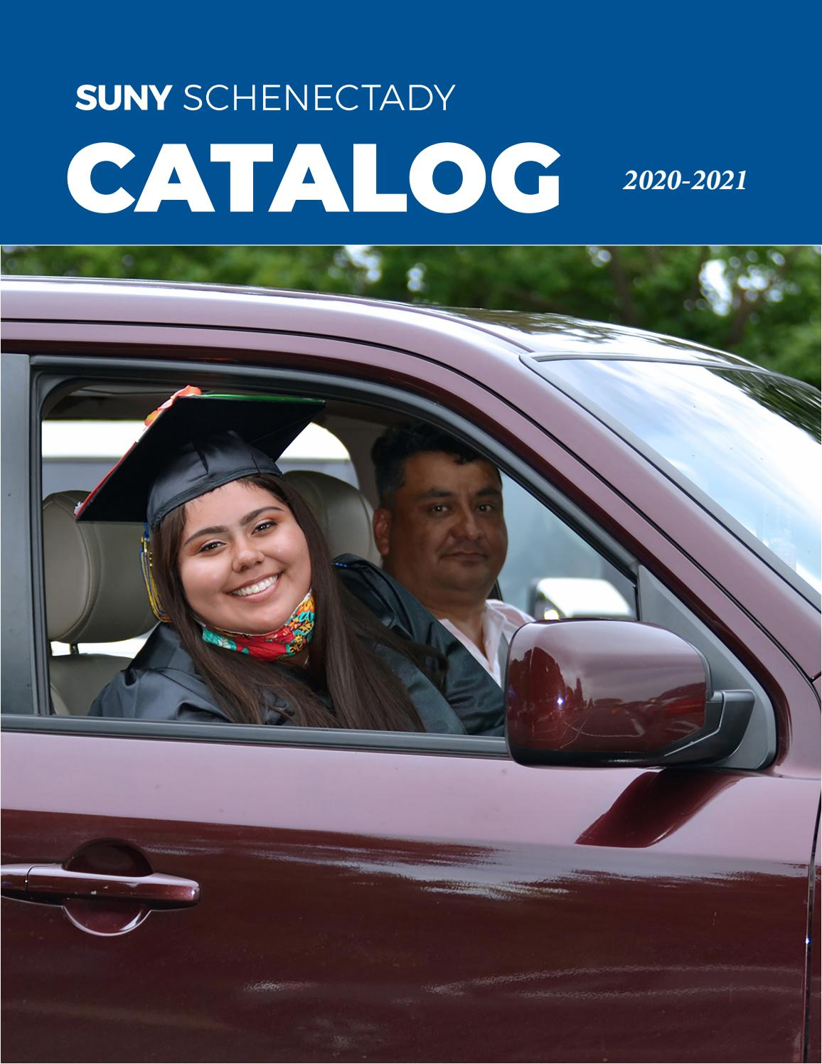 2020 2021 SUNY Schenectady Catalog by SUNY Schenectady County