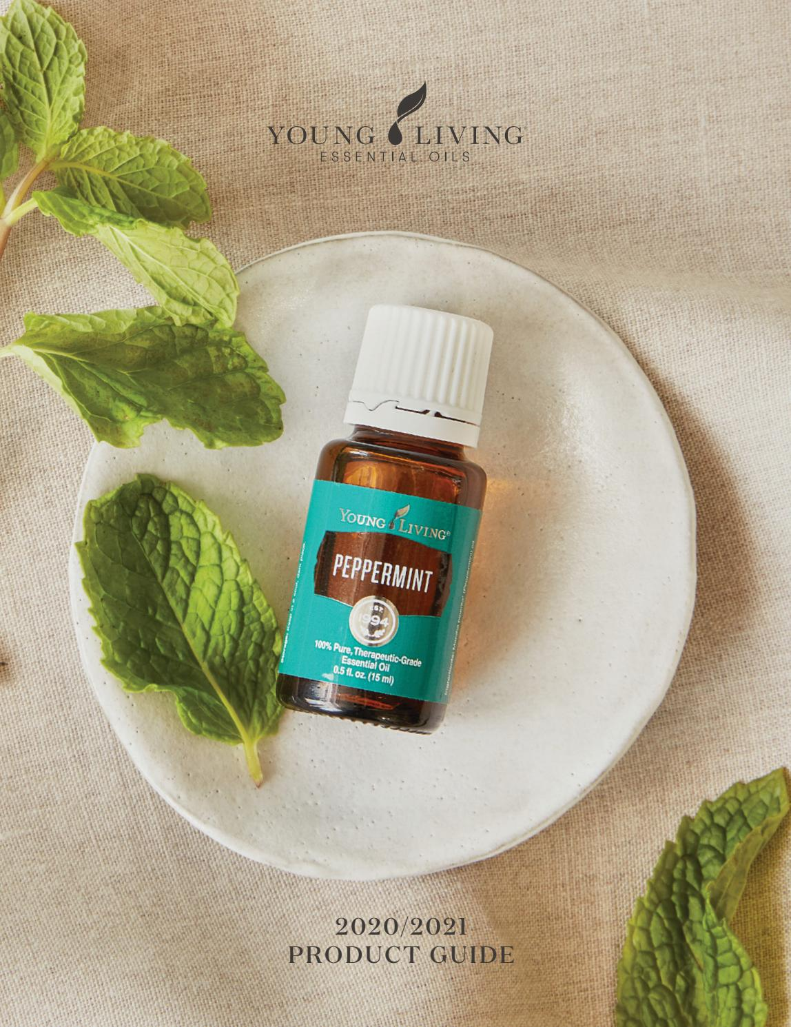 En Us Digital Product Guide 2020 By Young Living Essential Oils Issuu