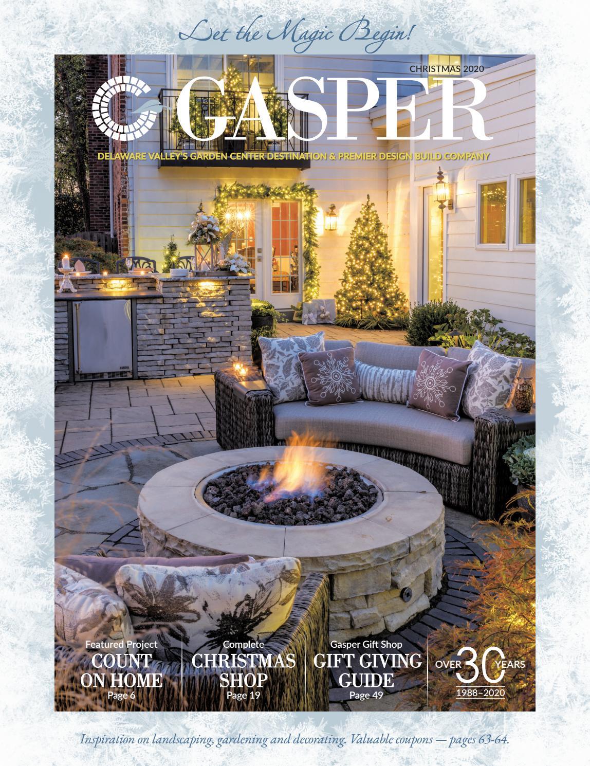 Gasper Christmas Catalog 2020 By Davidpsu Issuu