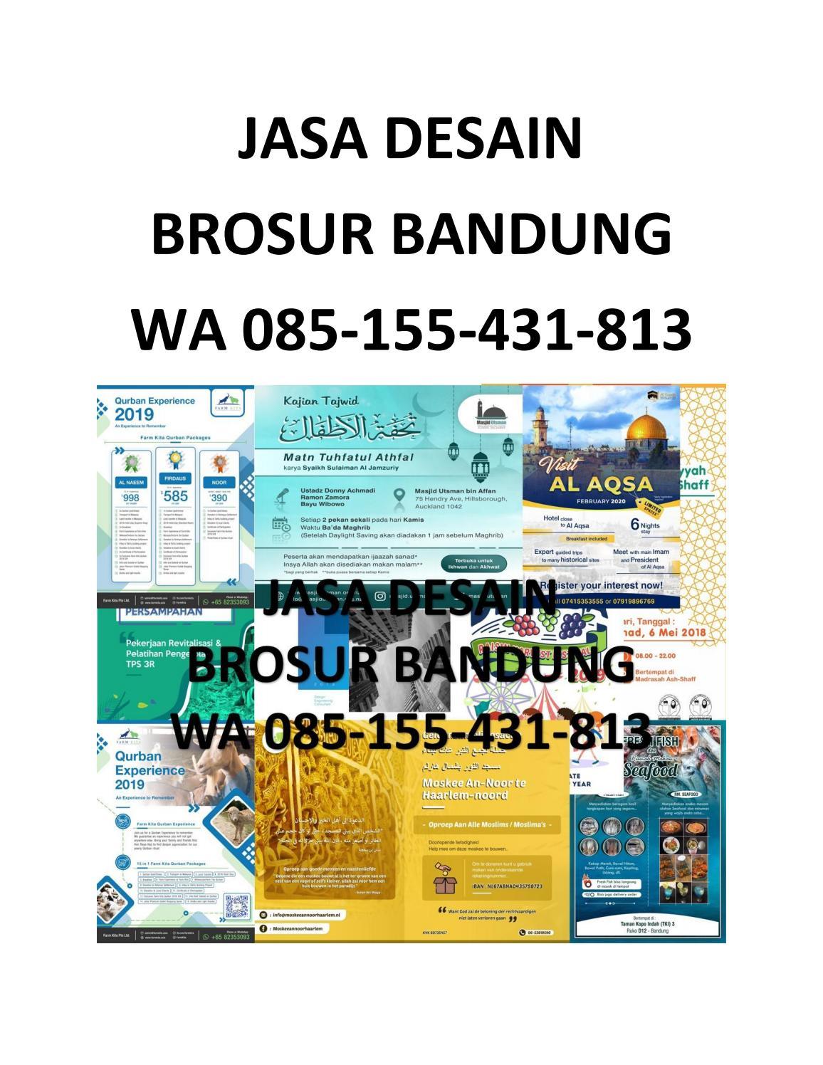 Terbaik Wa 085 155 431 813 Jasa Desain Brosur Perumahan Di Bandung By Jasa Desain Brosur Bandung Issuu