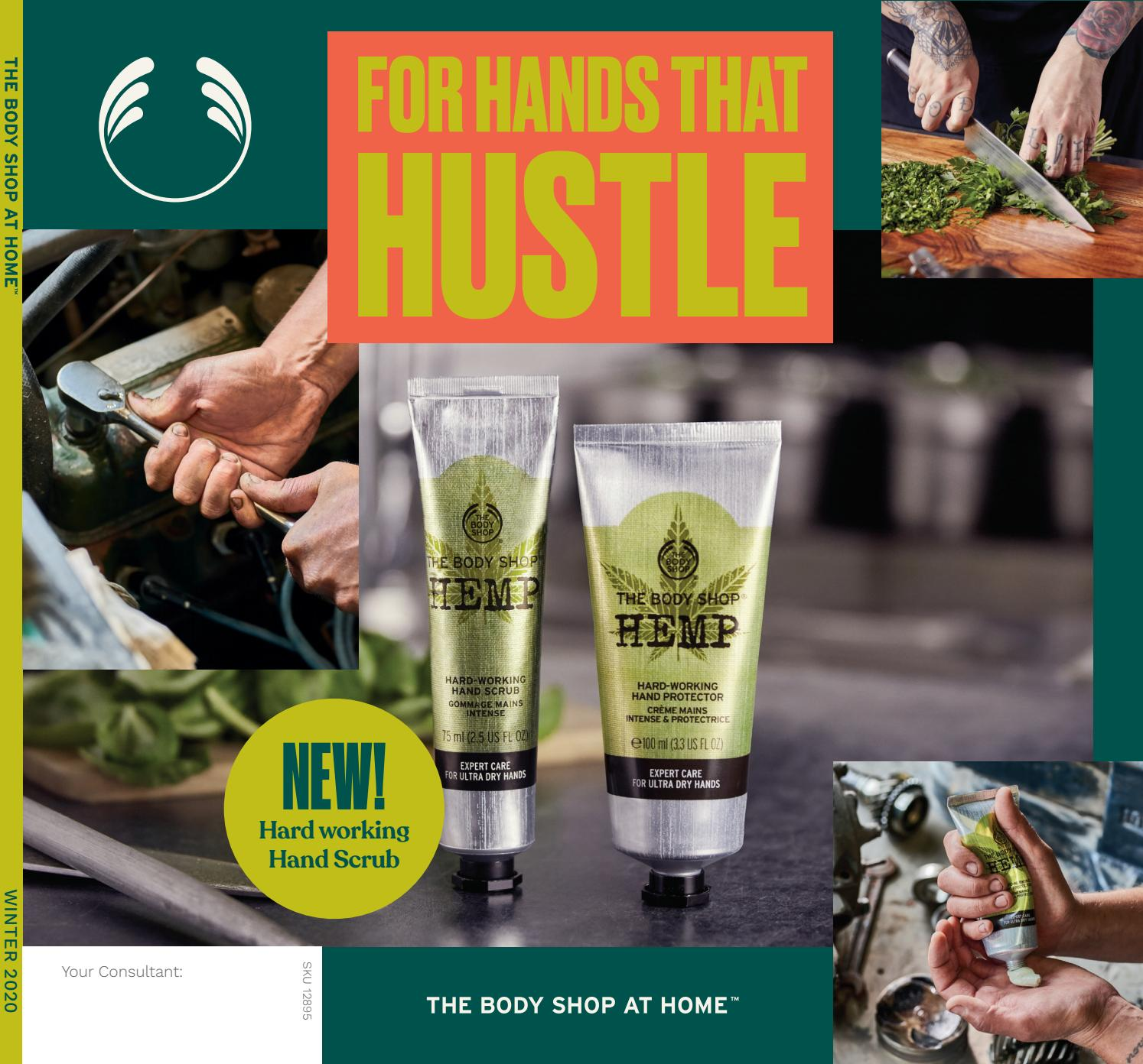 The Body Shop At Home Winter Catalogue 2020 By The Body Shop At Home Australia Issuu