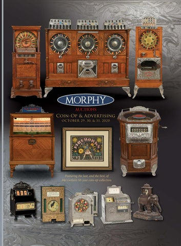 Inman Ac 3018 Christmas Parade 2020 2020 October 29 31 Coin Op & Advertising by Morphy Auctions   issuu