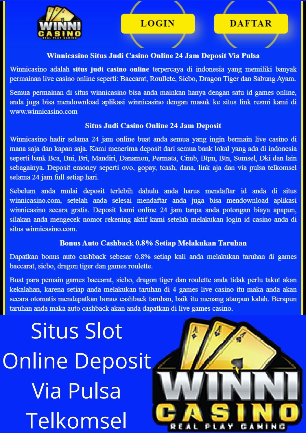 Situs Judi Casino Qq Slot Terbaru By Daftar Bandar66 Issuu