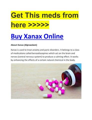 Buy Xanax Overnight