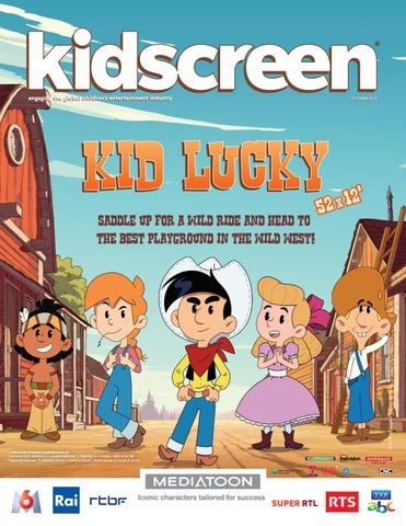 Kidscreen October 2020 By Brunico Communications Issuu Please give it a thumbs up if it worked for you and a thumbs down if its not working so that we can see if they have taken it down due to copyright. kidscreen october 2020 by brunico
