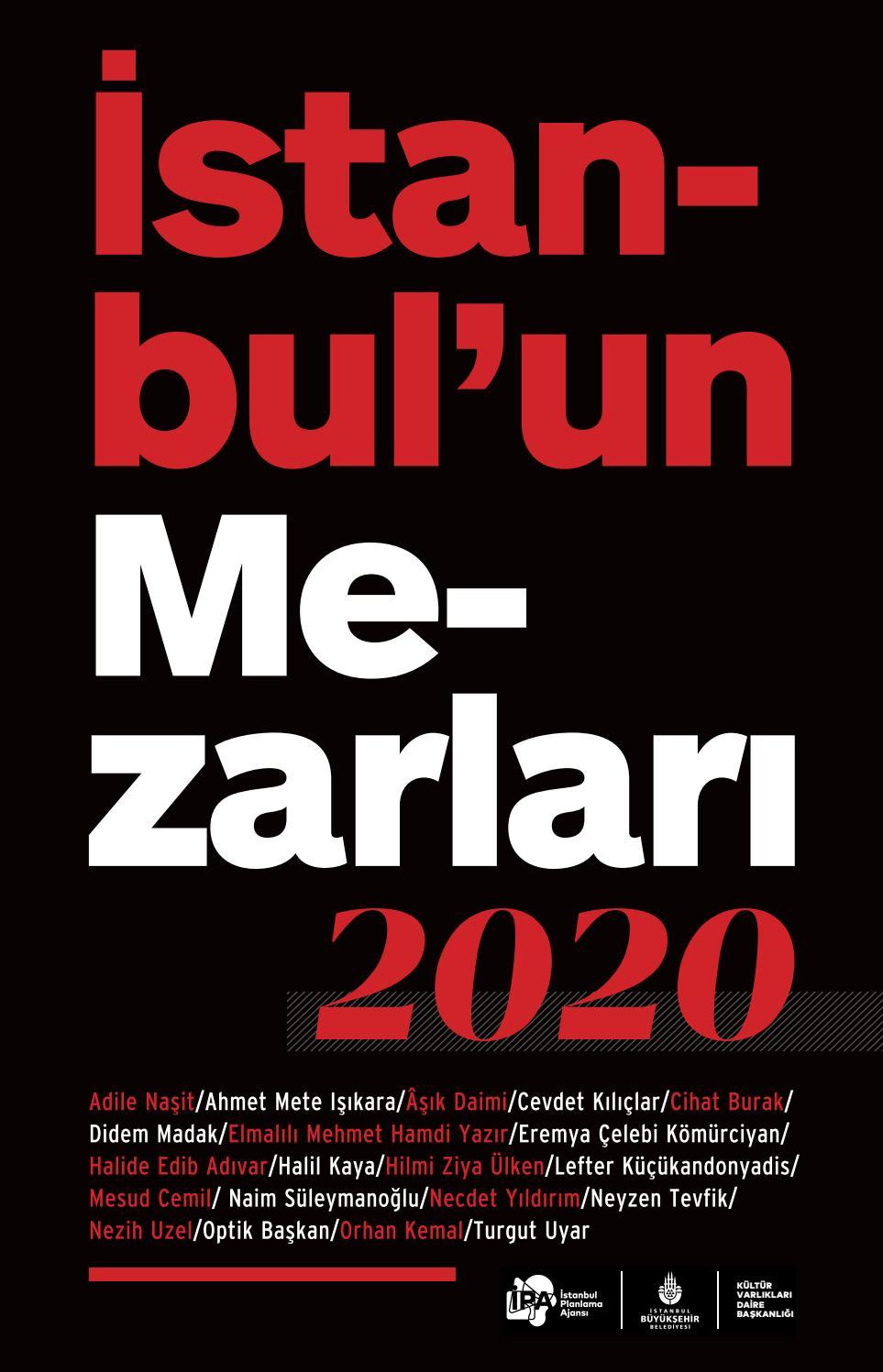 istanbul un mezarlari 2020 by