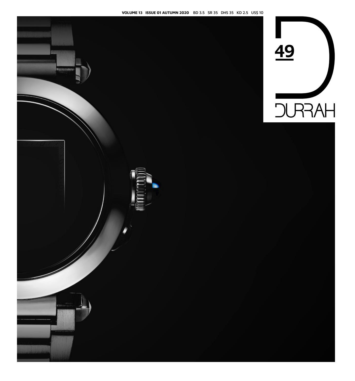 Durrah Issue 49 C By Durrah Luxury Issuu