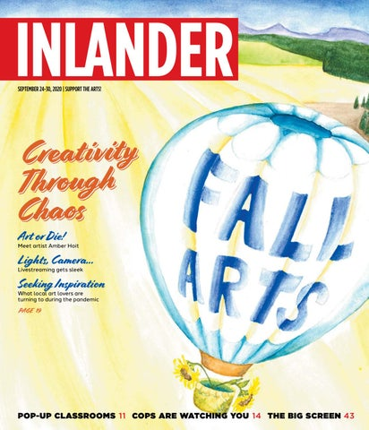 Livability'S Annual Christmas Carol Service 2020 In London, December 11 Inlander 09/24/2020 by The Inlander   issuu