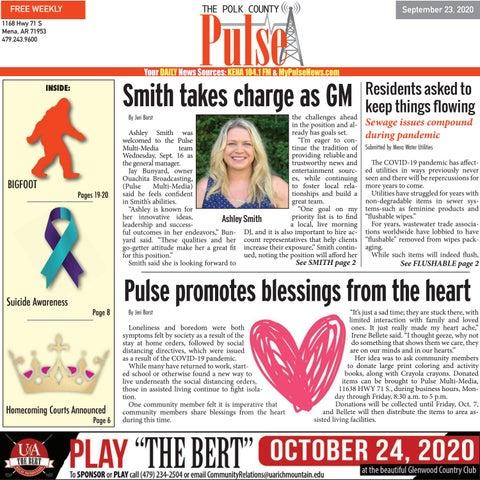 Polk County Pulse   September 23, 2020 by The Pulse   issuu