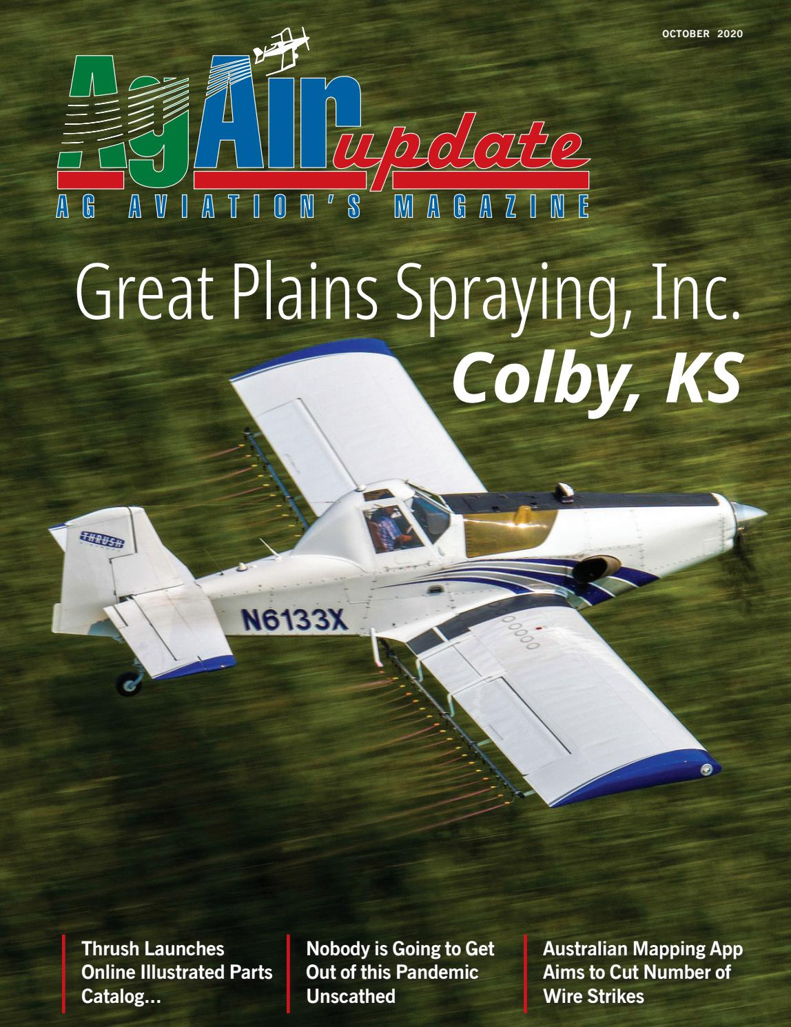 2020 Christmas Lights Near Colby Kansas October 2020   U.S. Edition in English by AgAir Update   issuu