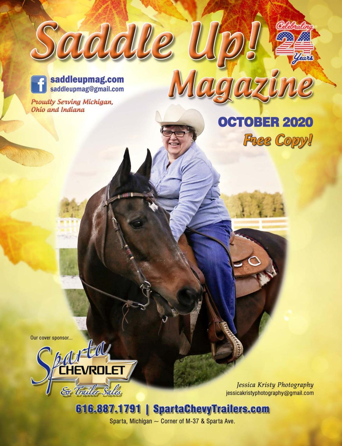 Crossroads Adrian Mi Christmas Baskets 2020 October 2020 Saddle Up! Magazine by Saddle Up! Magazine   issuu