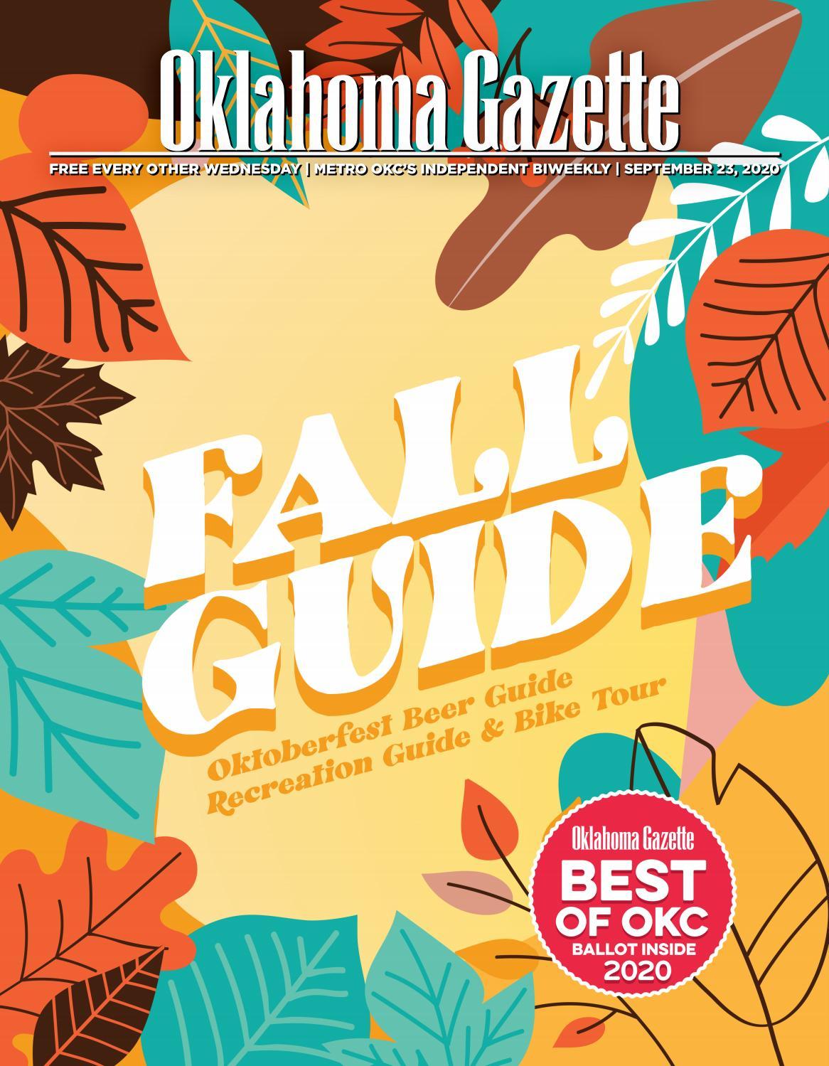 Fall Guide by Oklahoma Gazette   issuu