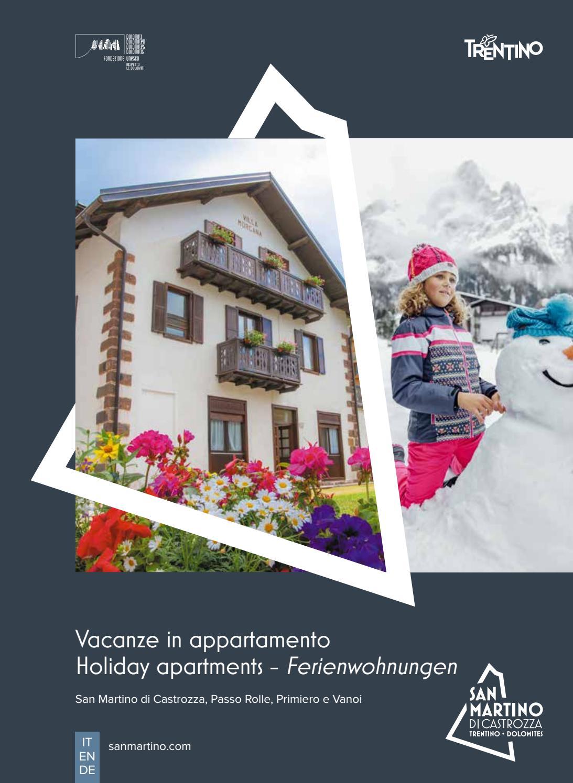 Brochure Appartamenti 2020 2021 Apt San Martino Di Castrozza By Apt S Mart Issuu
