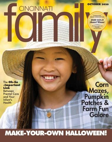 Kid Friendly Halloween Fun In Cincinnati October 2020 Cincinnati Family magazine October 2020 by Day Communications