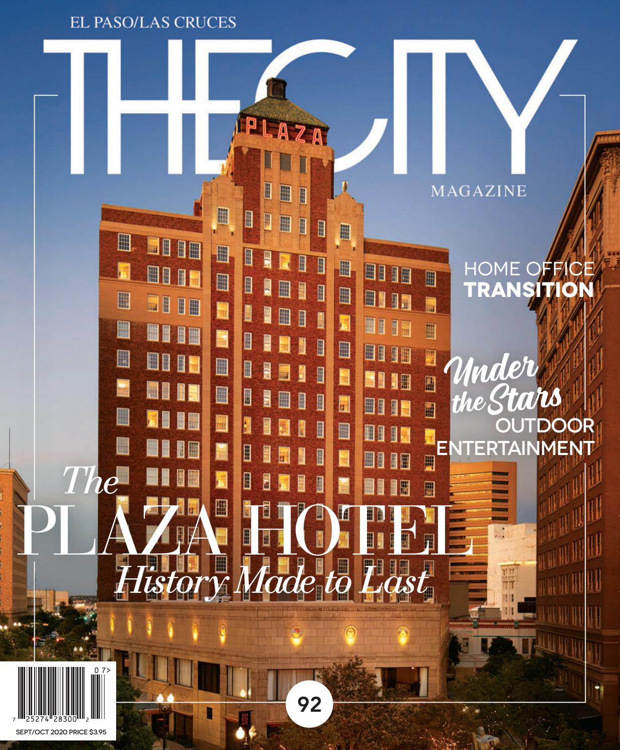 The City Magazine El Paso September October 2020 By Thecity Magazine El Paso Las Cruces Issuu