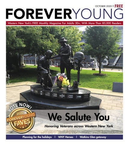 Forever Young October 2020 By Buffalo Spree Issuu