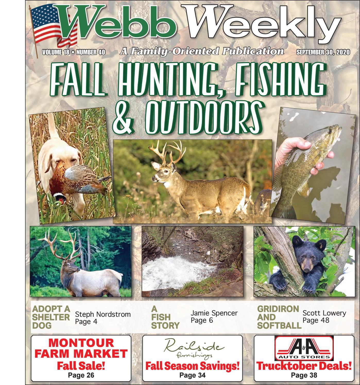 Webb Weekly September 30 2020 By Webb Weekly Issuu