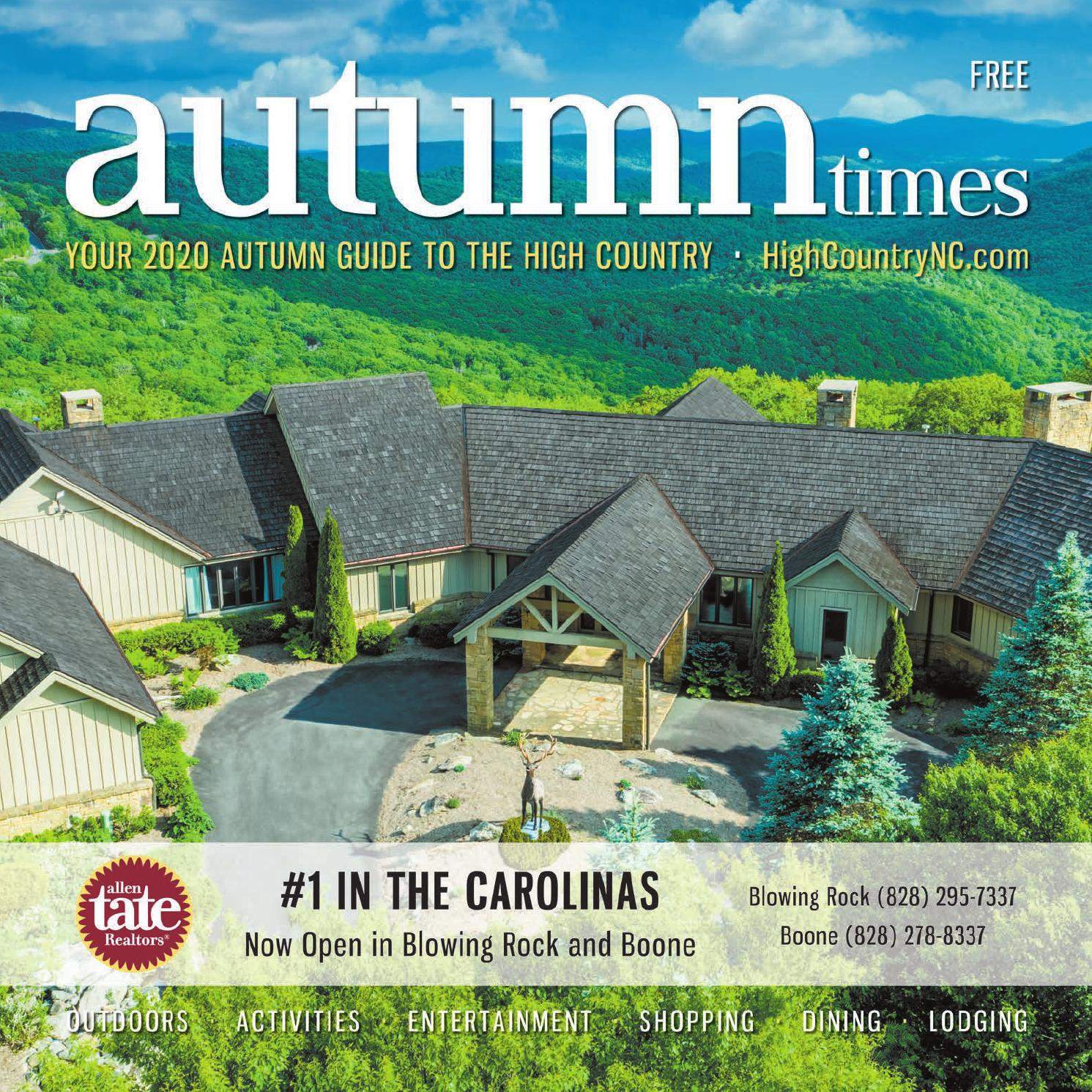Autumn Times 2020 By Mountain Times Publications Issuu