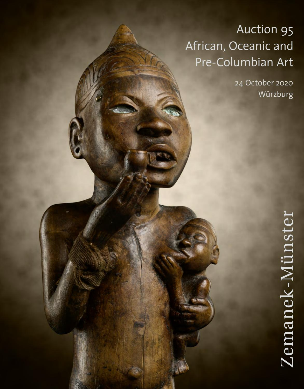 95th auction - african, oceanic & pre-columbian art - 24