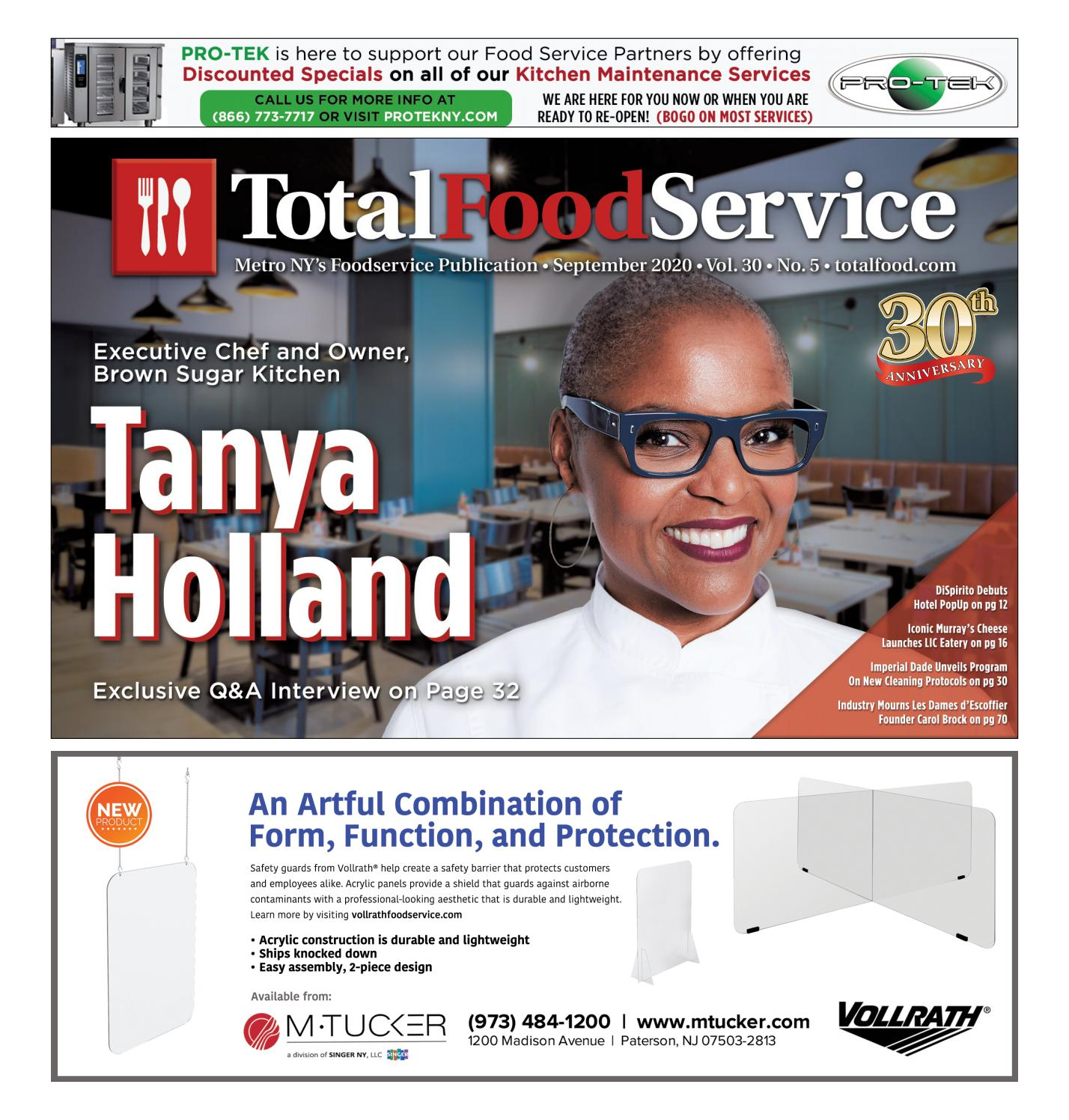 Total Food Service By Forty One Madison Issuu