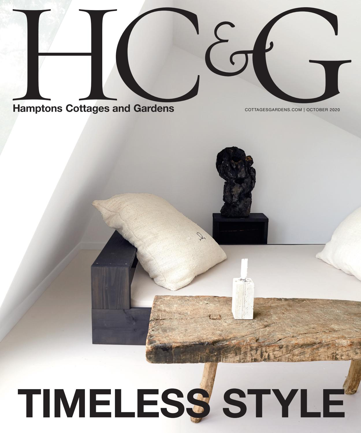 Hc G Hamptons Cottages Gardens October 2020 By Cottages Gardens Publications Issuu
