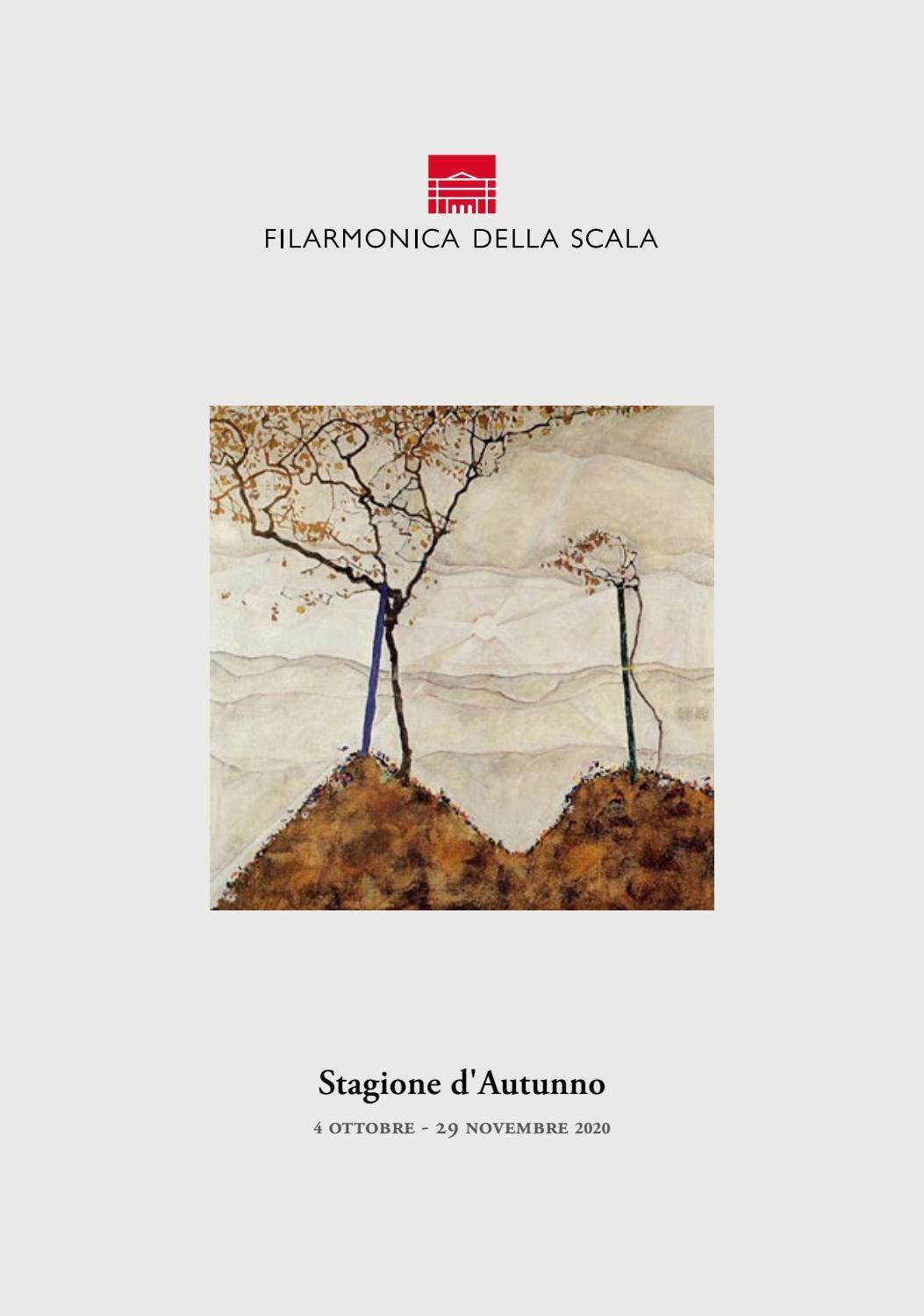 Path Of The Wanderer Autumn Concerts Season 2020 By Filarmonica Della Scala Issuu