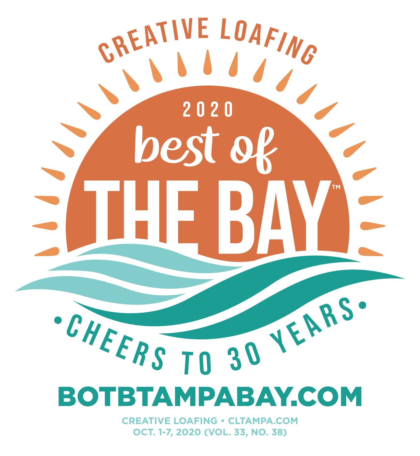 Pier 1 Fortune Teller Halloween Forum 2020 Creative Loafing Tampa   October 1, 2020 • Best of the Bay 2020 by