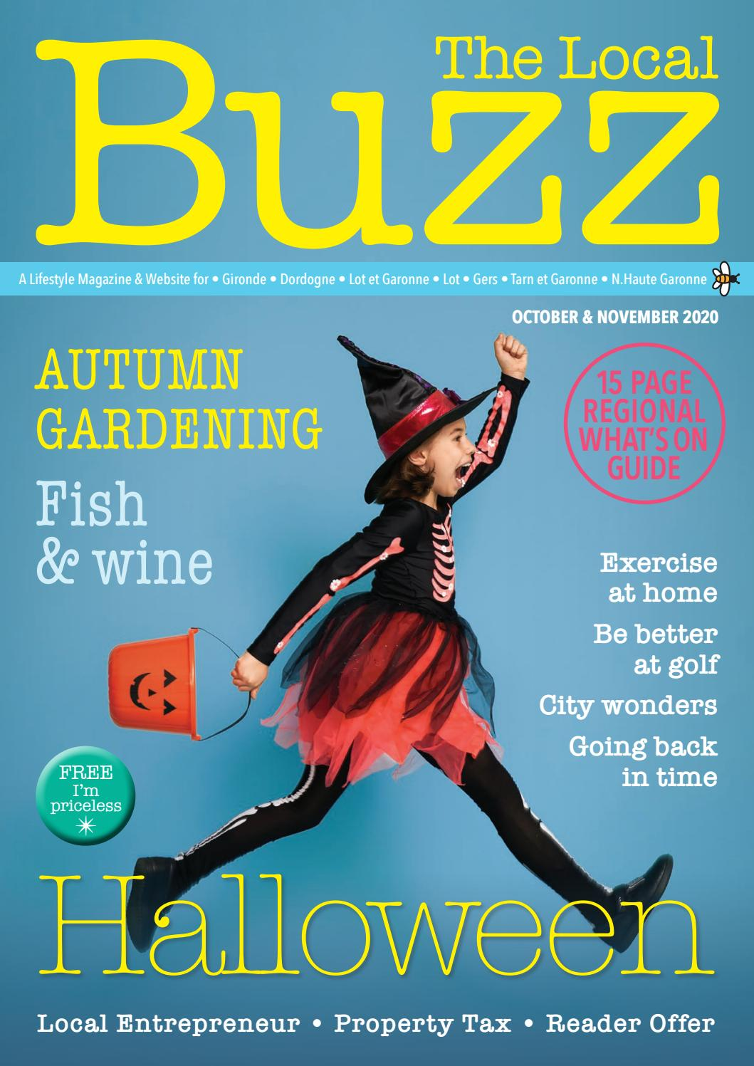 The Local Buzz October November 2020 By Buzzing Issuu