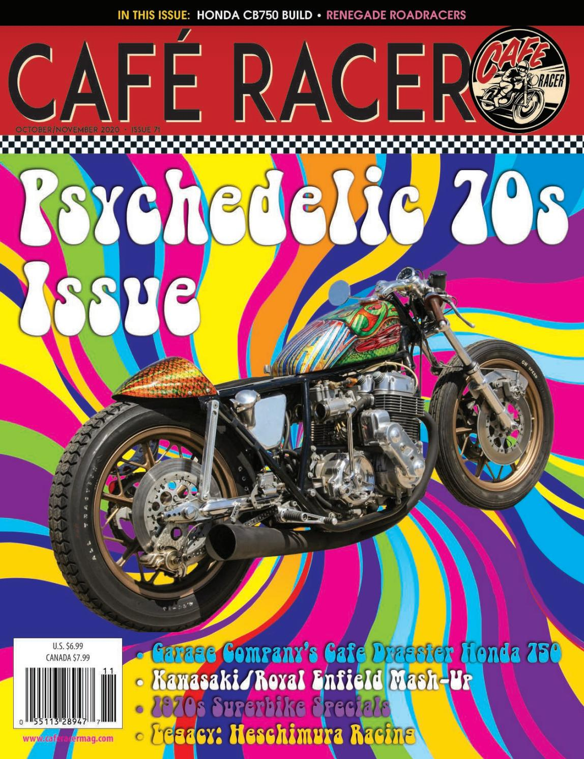 Café Racer Magazine Issue 71 By Café Racer Magazine Issuu
