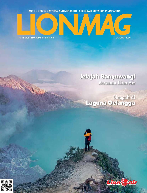 Lionmag Oktober 2020 By Bentang Media Nusantara Issuu