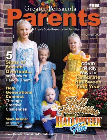 Halloween Pensacola 2020 Greater Pensacola Parents October 2020 by KeepSharing   issuu