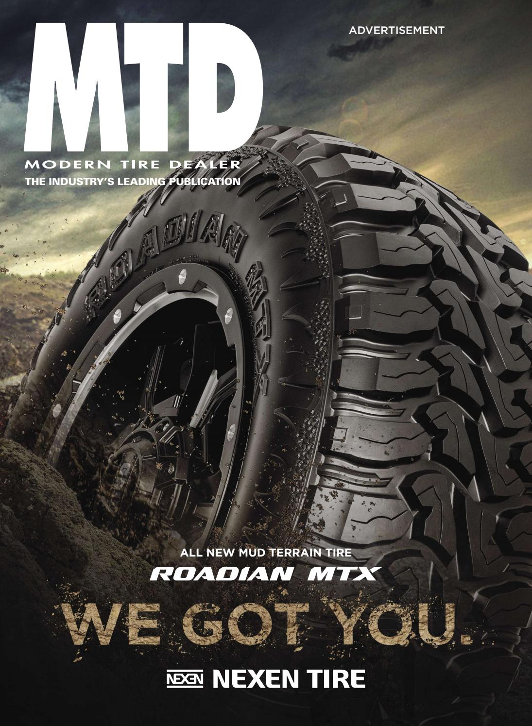 Modern Tire Dealer   April 40 by 40 Missions Media   issuu