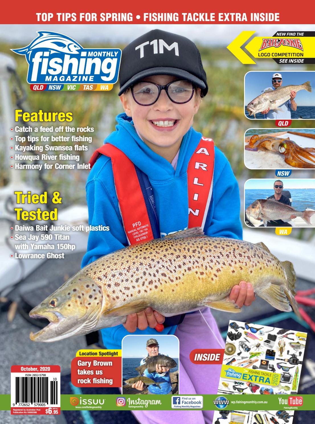 fishing monthly magazine october 2020 by fishing monthly issuu fishing monthly magazine october 2020