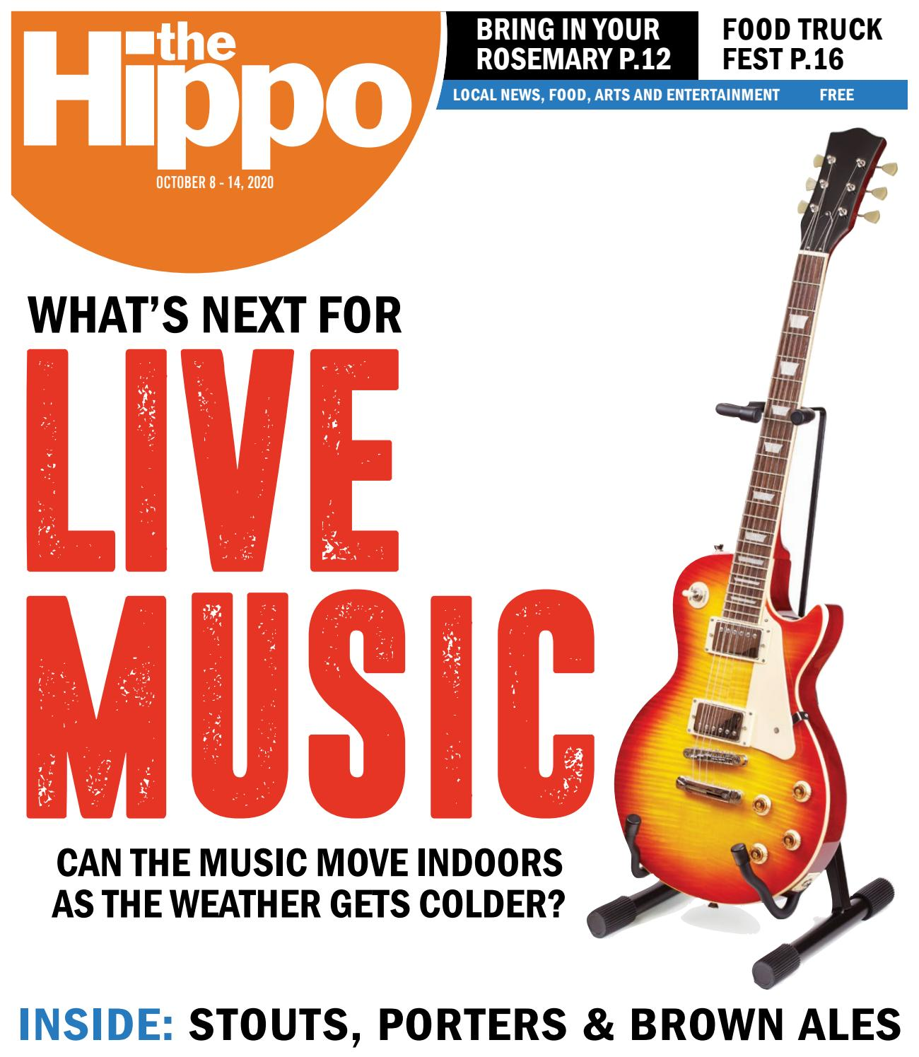 Whats Next For Live Music Hippo 10 08 20 By The Hippo Issuu