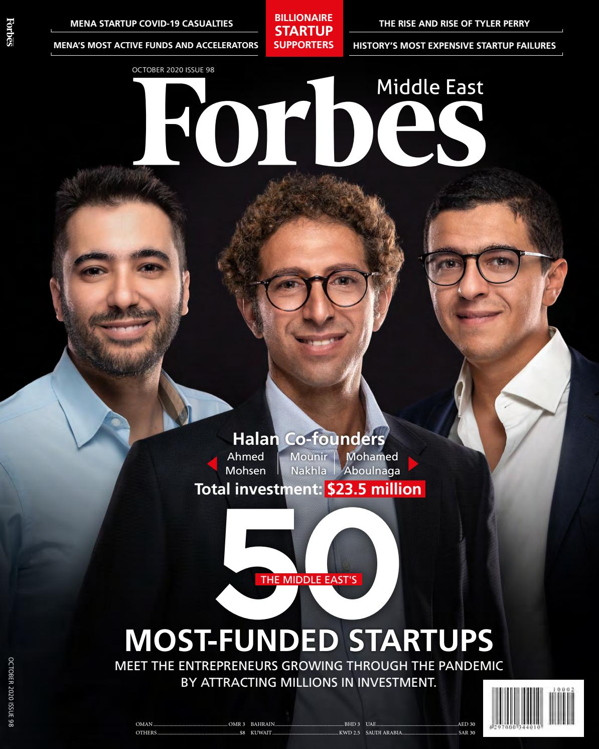 Forbes Middle East English Issue October 2020 By Forbes Middle East Issuu
