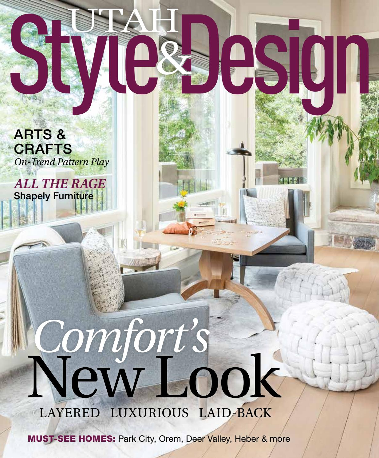 Utah Style Design Fall 2020 By Utah Style Design Issuu