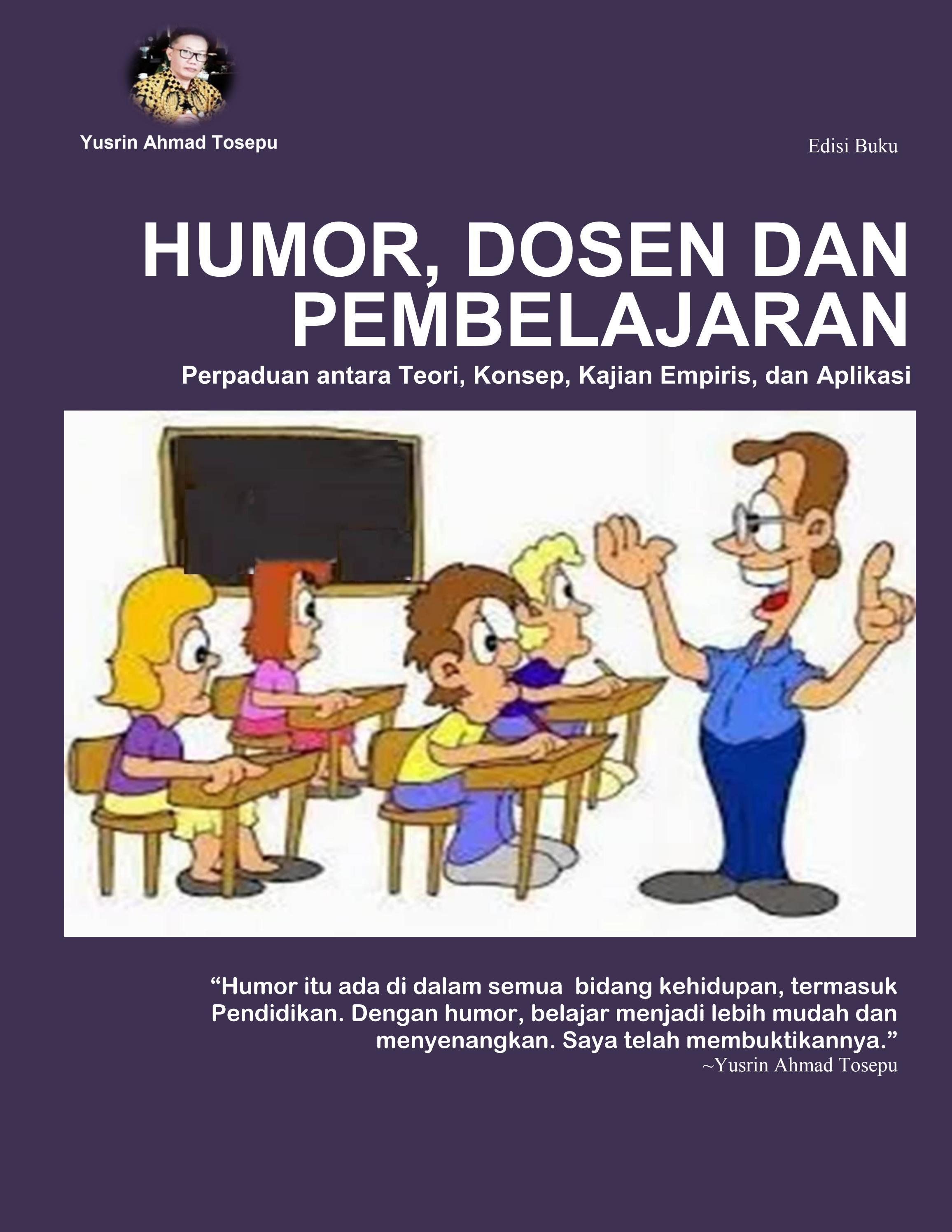 Humor Dosen Dan Pembelajaran By Yusrintosepu Issuu
