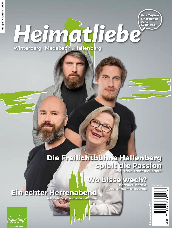 Heimatliebe Ausgabe Fruhjahr Sommer 2020 By Standpunkt Verlag Gmbh Issuu